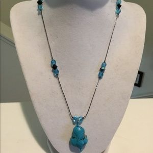 Jewelry - 🎉HP🎉Pretty and delicate turquoise